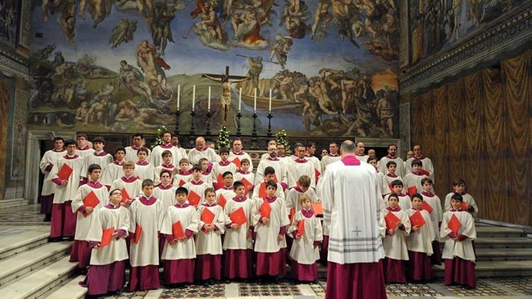 Il Coro della Cappella Sistina